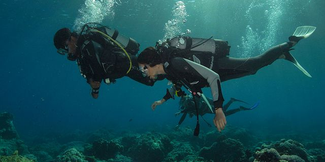 Try Scuba Diving Package - Mauritius Attractions