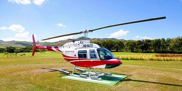 Helicopter aerial photography filming in mauritius (6)