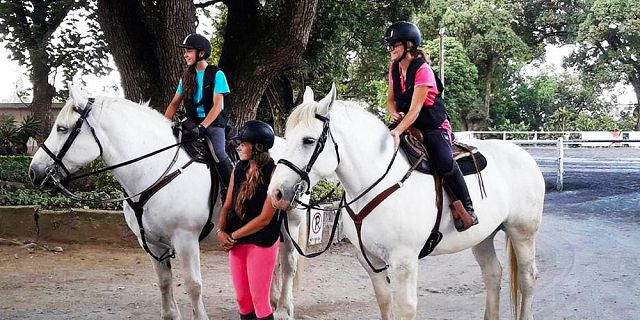 Horse ride in the north of mauritius (5)