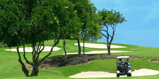 Mauritius links golf packages