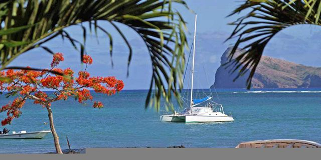 Exclusive private catamaran cruise in mauritius