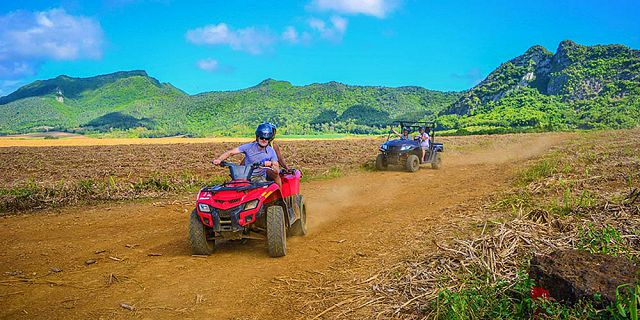 Quad or buggy ride in nature at the east coast etoile reserve (11)