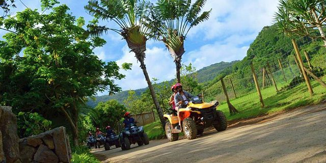 Nature adventure package quad biking zip lines (6)