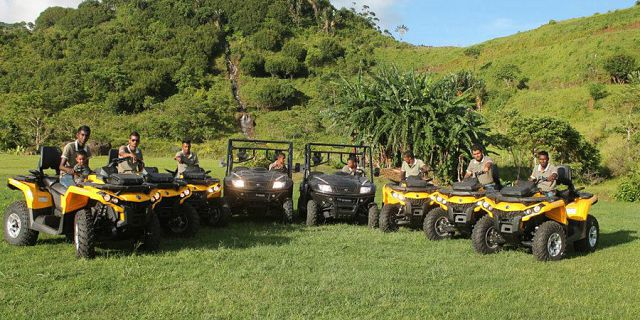 Quad biking and buggy at vallee des couleurs (14)