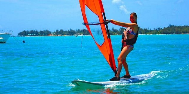 Windsurf rental package for experienced surfers (13)