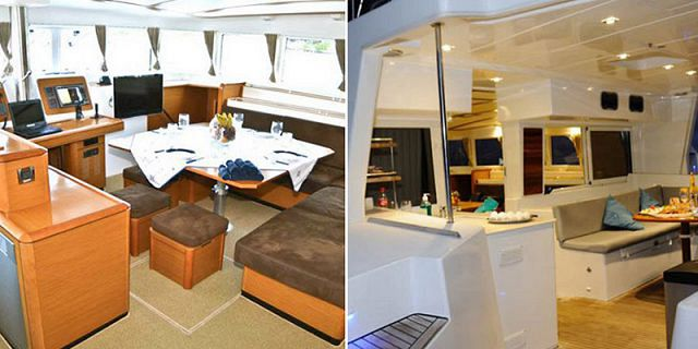 Private overnight luxury catamaran cruise (2)