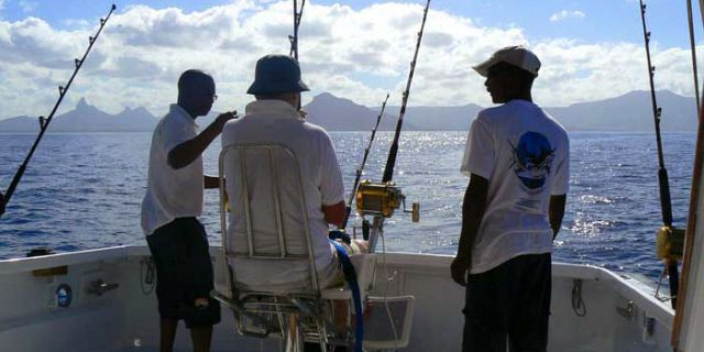 Deep sea fishing at black river 40ft boat full day for River fishing games