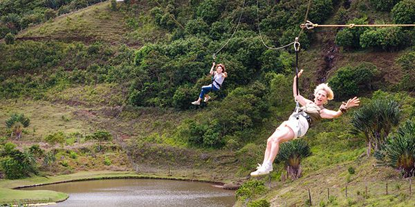 350m nepalese bridge 500m zip line adventure (4)