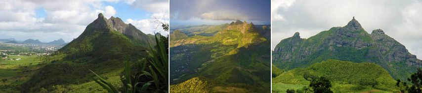 Mauritius Le Pouce Mountain Trek Hiking Trekking