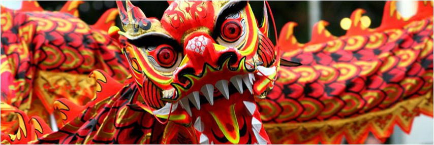 Chinese Spring Festival in Mauritius