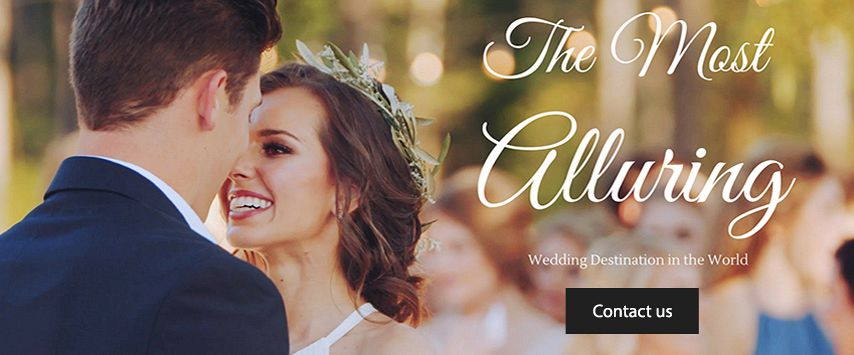 Wedding Packages Overview