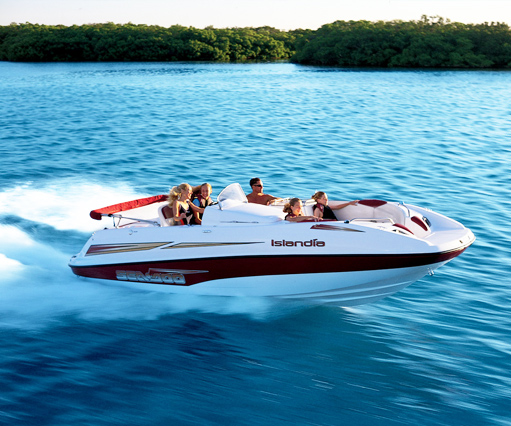 Speed Boat Trips in Mauritius
