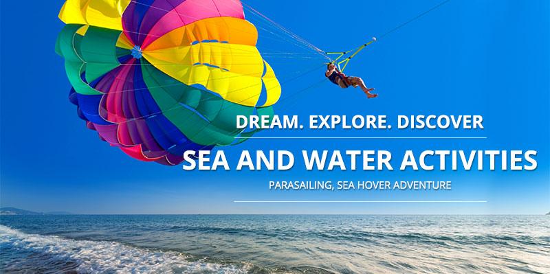 Mauritius Sea Amp Water Activities Water Ski Parasailing Water Sports And Windsurfing
