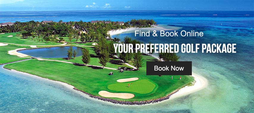 Booking Golf Package Mauritius