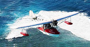 Seaplane Flight Tour - Exclusive