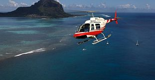 Helicopter Sightseeing Tour from Airport – Exclusive