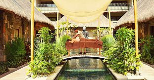 Couple Package: Hammam/Sauna & Balinese Massage (1h50)