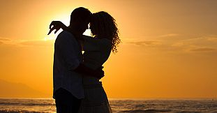 Romantic Couples Sunset Boat Trip with Beach Dinner