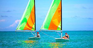 Laser Sailing For Experienced Sailors