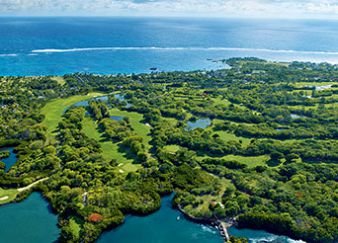 The Legend Golf Course Mauritius