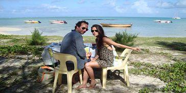 Speed Boat Trip to Ile aux Cerfs Island Mauritius