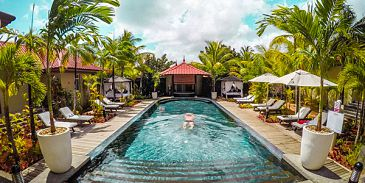 Tamassa hotel bel ombre mauritius attractions for Swimming pool mauritius