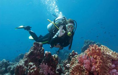 Diving Courses in Mauritius