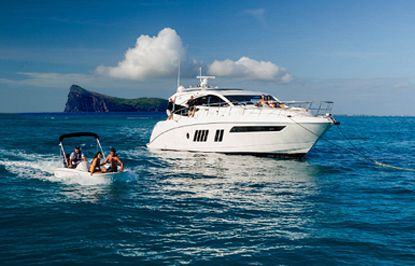 Yacht Charter in Mauritius