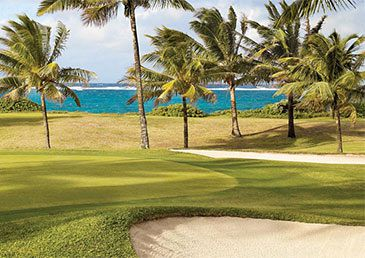 Le Saint Geran Golf Course