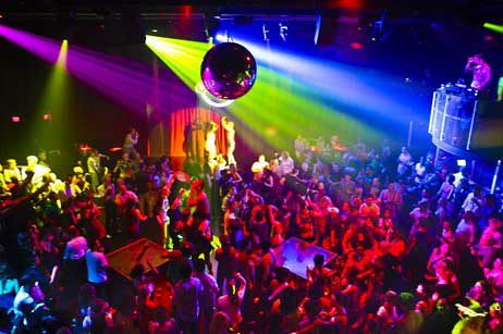 Night club in Mauritius