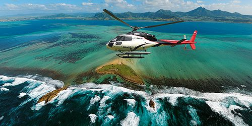 Helicopter Airport Transfer (Up to 6)