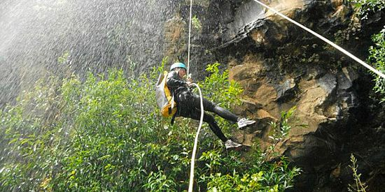 Canyoning Excursion - Tamarind Falls - Half Day