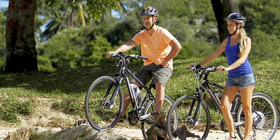 Electro Bike – Eco Green Trip at the South of Mauritius