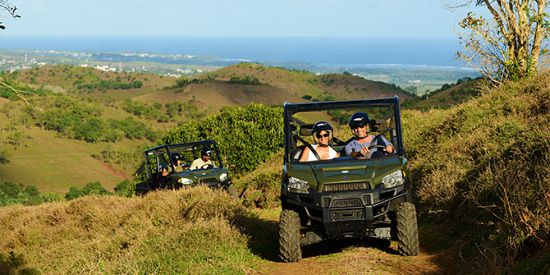 Discovery Trail by Quad or Buggy- Frederica Nature Reserve
