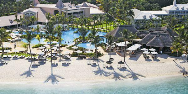 Sugar Beach Golf Spa Resort Flic En Flac Mauritius Attractions