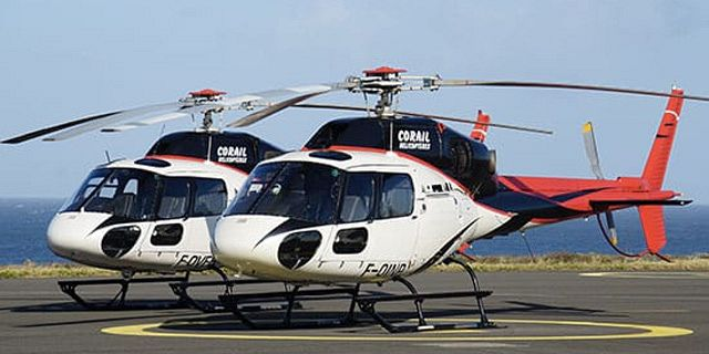 Group helicopter airport transfer (9)