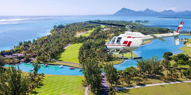 Mauritius helicopter golf flight (11)