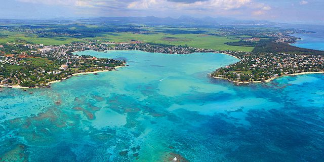 Helicopter aerial photography filming in mauritius (8)