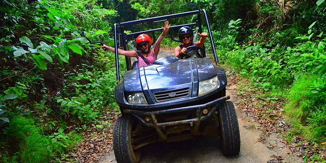 Horse riding excursion and quad biking (1)