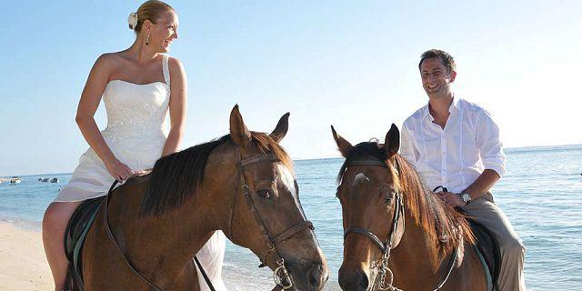 Morne Horse Beach Ride Mauritius 3