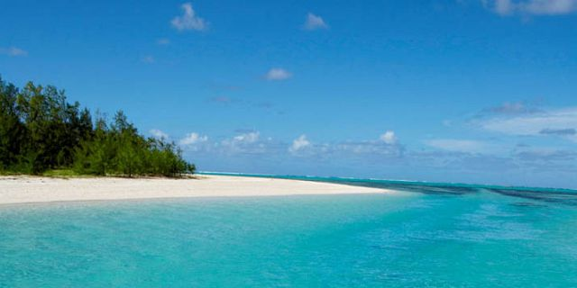 9 beach of ile aux cerfs