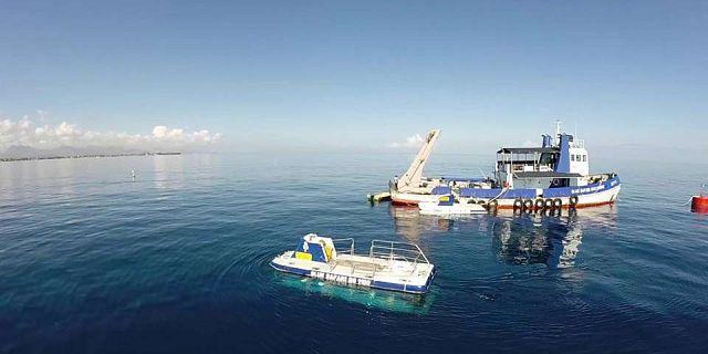 Submarine Underwater Trip - Mauritius Attractions