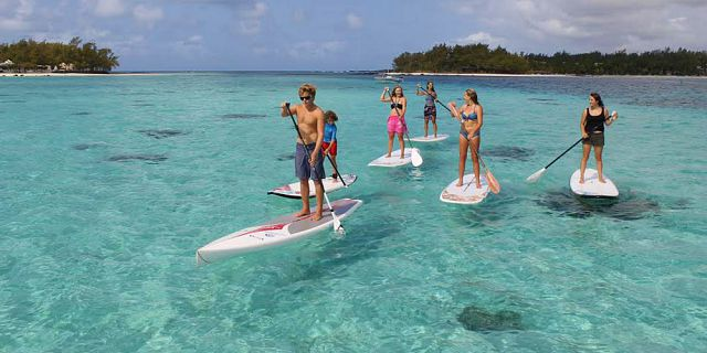 Discover Blue Bay Marine Park by SUP (Stand Up Paddle) - Mauritius ... eda2cbc431e6