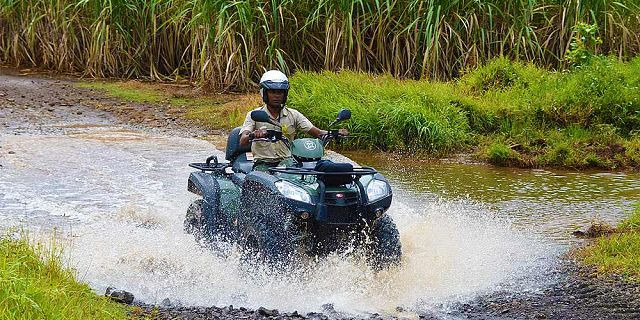 Discovery trail by quad or buggy frederica nature reserve (3)