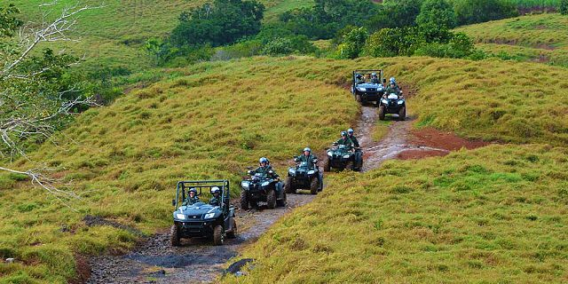Discovery trail by quad or buggy frederica nature reserve (8)