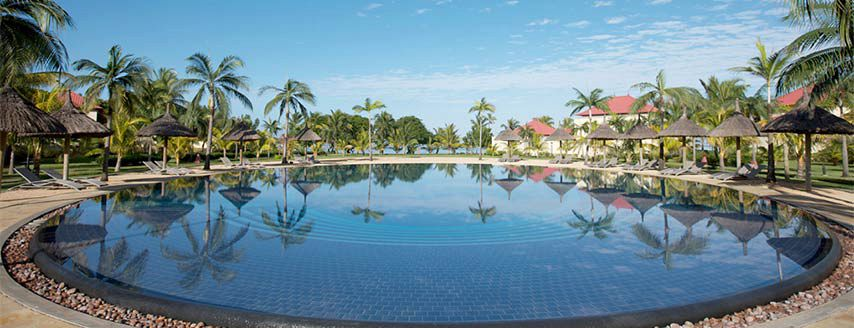 Tama Hotel Produced By Lux Mauritius